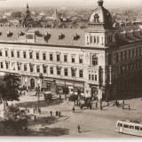 CPI (B1907) ARAD. VEDERE, CIRCULATA 6.11.60, STAMPILE, TIMBRU, RPR - Carte Postala Crisana dupa 1918