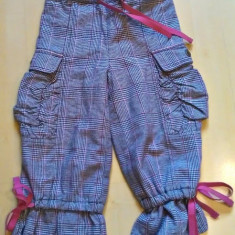 Pantaloni Fox Kids 2-4 ani