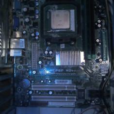 Kit Placa de Baza Biostar Soket Am2+ 1GB DDR2, Pentru AMD, Contine procesor