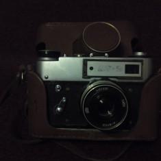 Aparat vechi rusesc fed5 b cu blit - Aparat Foto Cu Film Fed