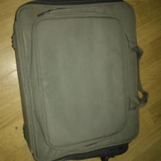 Geanta Laptop, Diplomat, 15 inch, Poliester, Verde