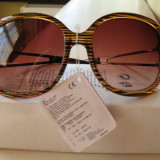 Vand ochelari de soare, Femei, Maro, Ovali, Plastic, Protectie UV 100%