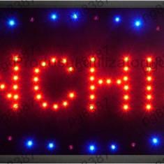 Afisaj cu LED-uri, afisaj Inchis, panou Inchis-113644