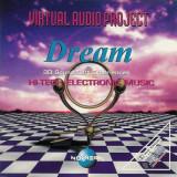 CD - HI TECH ELECTRONIC MUSIC - Alien , Dream / 3D SOUND  / muzica electronica - 2 CD