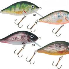 Voblere Mistrall HRT Caras 90 mm - Vobler pescuit