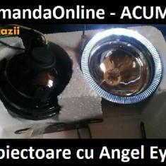 NOU !! Proiector Cu Angel - Eyes - Ideal Logan - Sandero - Ducato - 69 / set, Universal