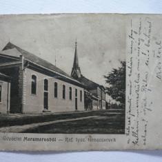 MARAMURES - GIMNAZIU REFORMAT - INCEPUT DE 1900