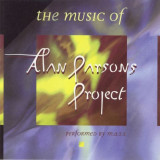 CD - ALAN PARSONS PROJECT  - The music of  / muzica electronica