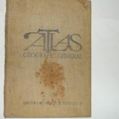 Atlas geografic general 1982