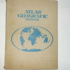 Atlas geografic general 1974
