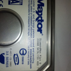 HDD Maxtor 200GB SATA