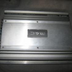 Amplificator auto mac audio mpx 4000