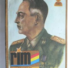 REVISTA DE ISTORIE MILITARA - NR 1 - 1991