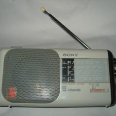 Radio portabil Sony ICF 760S made in Malaysia - Aparat radio Sony, Analog