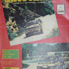 REVISTA AUTOTURISM NR. 6/1990