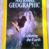 REVISTA NATIONAL GEOGRAPHIC - NOVEMBER 1988 - DE COLECTIE (ANUL CENTENAR)