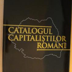 Catalogul capitalistilor romani