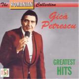 CD - GICA PETRESCU - Greatest Hits - cd original fara carcasa originala