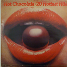 Disc vinil vinyl pick-up Electrecord HOT CHOCOLATE 20 Hottest Hits rar vechi colectie