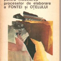 (C2906) METODE MATEMATICE PENTRU MODELAREA PROCESELOR DE ELABORARE A FONTEI SI OTELULUI DE M. VLADESCU SI T. POPESCU, ED. TEHNICA, BUCURESTI, 1975 - Carti Metalurgie