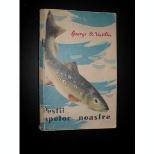 Pestii apelor noastre -George Vasiliu