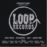 CD - HIP HOP MIX - Loop Records  - CD original fara carcasa originala