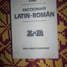 Dictionar latin - roman / cel mai mare - Gutu