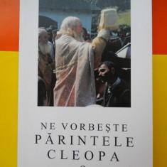 Ne vorbeste Parintele Cleopa (vol 9)- 142 pag - Carti bisericesti