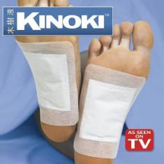 Kinoki - plasturi pentru detoxifiere