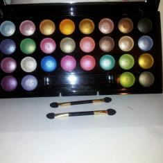 Trusa Make-up Machiaj Profesionala 28 Farduri /Culori Sidefate Model Nou