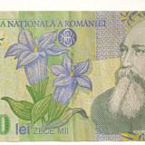 LL bancnota Romania 10.000 lei 2000 (8788) - Bancnota romaneasca