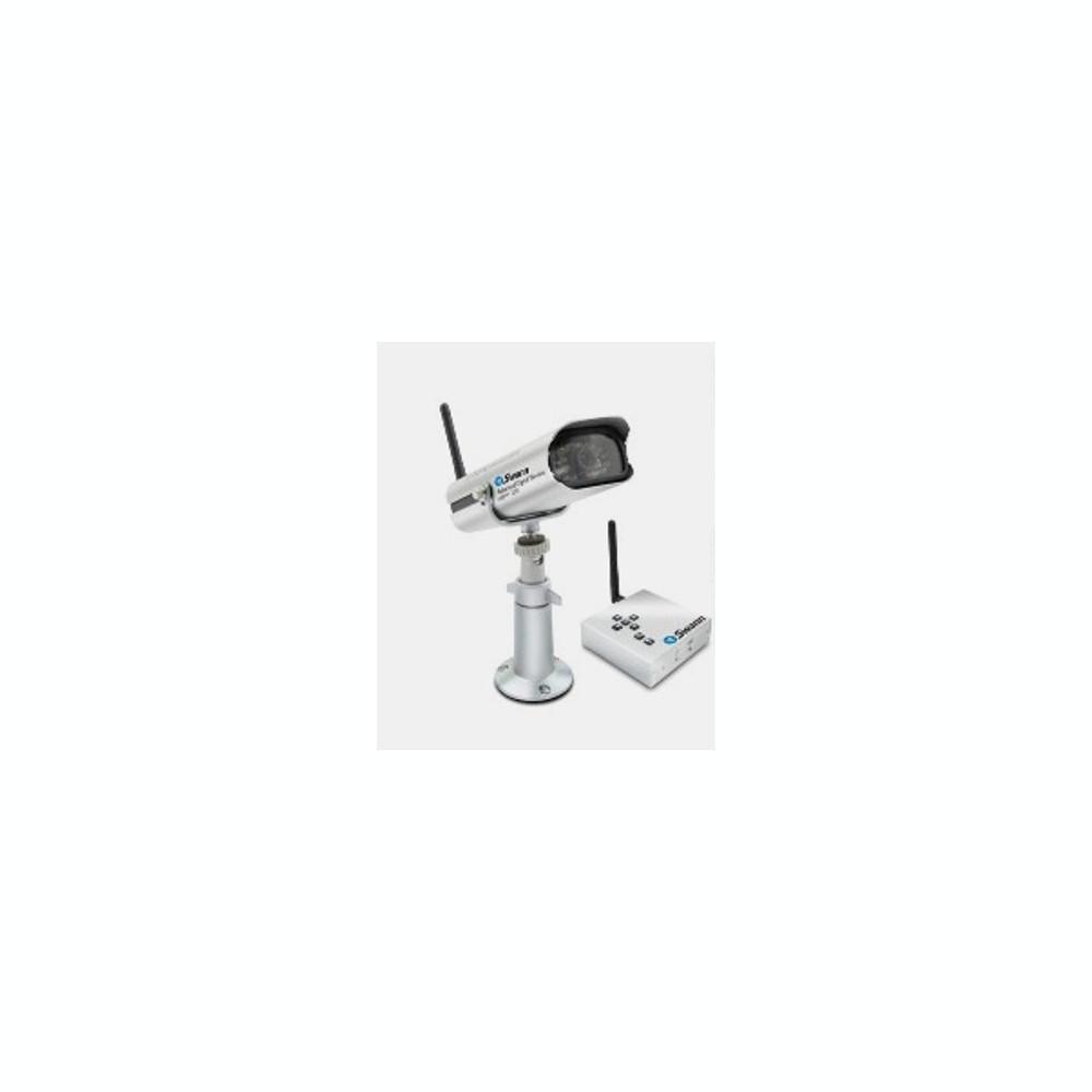 Camera supraveghere fara fir wireless usb interior exterior pe timp de zi noapte infrarosu for Camere supraveghere exterior wireless