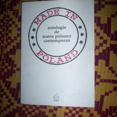 Antologie de teatru polonez contemporan - Roman