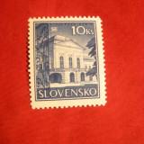 SERIE- ZIUA MARCII POSTALE 1940, SLOVACIA, 1 valoare