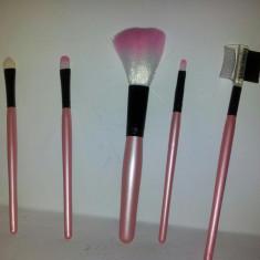 Set Trusa 5/set Pensule/Brush/ Profesionale de Machiaj make-up