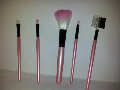 Set Trusa 5set Pensulebrush Profesionale De Machiaj Make Up