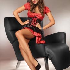 Costum Halloween NEMESIS - Livia Corsetti - Lenjerie sexy dama LIVIA CORSETTI, Marime: M, Din imagine, M