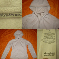 BLUZA TERMICA QUECHUA - DECATHLON STRATERMIC- WINDSTOPPER - munte, treking, hiking, outdoor, tura - Imbracaminte outdoor