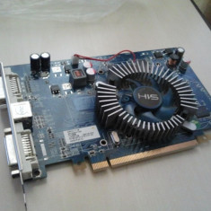Placa video HIS HD 4650 iSilence 4 512MB (128bit) DDR2 PCIe - Placa video PC His, PCI Express, Ati