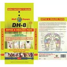 Plasturi pentru detoxifiere si vindecare DH-8, Altele