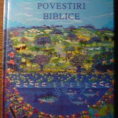 Povestiri Biblice - pentru copii mici - Biblia pentru copii cartea romaneasca