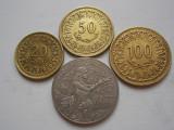 LOT TUNISIA -4 buc., Asia