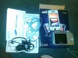 SAMSUNG GT-S5230 +APARAT FOTO SONY DSC-S650(7 MP CAMERA SI CARD 4 GB), 16GB, Alb, Neblocat