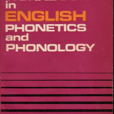 Workbook in english-phonetics and phonology