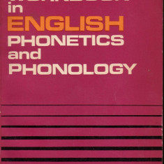 Workbook in english-phonetics and phonology Altele