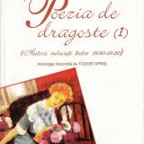 POEZIA DE DRAGOSTE. ANTOLOGIE IN 2 VOLUME - Carte Antologie mast