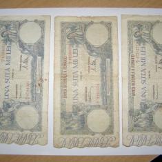 Bancnote vechi - Bancnota romaneasca