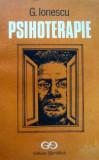 Psihoterapie  -  G.  Ionescu (Ed. Stiintifica), Alta editura