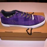 Adidasi KAPPA  --- Marimea 44 - Originali - (Low White Purple)