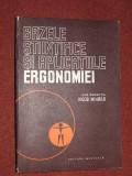 Bazele stiintifice si aplicatiile ergonomiei - Iacob Mihaila